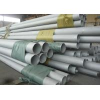 Wholesale DN100 ASTM A269 Seamless Stainless Steel Pipe SCH40 / SCH40s Anti - Corrosion from china suppliers
