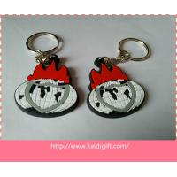 Wholesale winner design logo customized soft PVC key chain from china suppliers