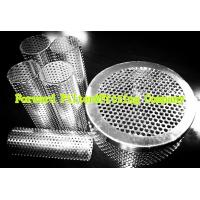 Wholesale SABS ISO Certificated 400 MM Dia Standard Test Sieve , Stainless Steel Fine Mesh Sieve from china suppliers