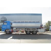 Wholesale 24.05m3 Oil Transport Truck 6x4 drive , Oil Delivery Truck HW76 Cabin from china suppliers