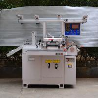 Quality Plastic Label CNC Die Cutting Machine Micro - Computer / Touch Screen Control for sale