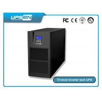 Wholesale 6Kva to 10kva UPS Uninterrupted Power Supply 1 phase input and single phase output from china suppliers