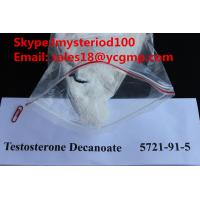 Wholesale Pharmaceutical Testosterone Decanoate Raw Steroid Powders for Enhance Immune System from china suppliers