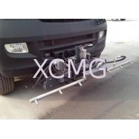 Wholesale High Pressure Special Purpose Vehicles, Truck Mounted Sweeper With 1.5m Cleaning Width from china suppliers