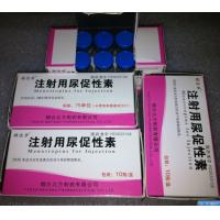 Quality Anti-aging Mass Building Supplements Human Menopausal Gonadotropin HMG Menotropins Injection for sale