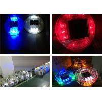 Buy cheap Solar Road Stud Light Suppliers and Manufacturers Super Capacitor 10 Years Life 360 Degree Visible from wholesalers