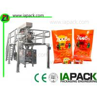 Wholesale Peanuts Snacks Packaging Machine / Poly PackagingMachine 50Hz - 60Hz from china suppliers