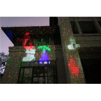 Quality Outdoor Green+Red staitic Firefly Landscape Laser with LED patterns projector for sale