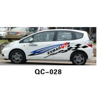 Wholesale Car Body Sticker QC-028B / Car Respect PVC Full Body Sticker from china suppliers