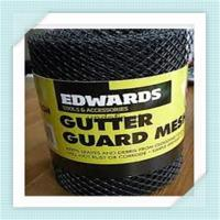 Wholesale gutter  mesh/plastic popultry netting/plastic mesh roll/plastic barrier fencing /black plastic fencing (Diamond mesh) from china suppliers