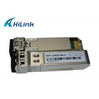 Wholesale High Precision SFP+ Optical Transceiver 300M Cisco Compatible SFP Modules from china suppliers