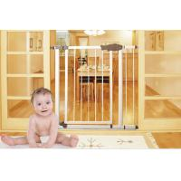 Wholesale Easy Close Pressure - Mounted Plastic Childrens Safety Gates Protect Baby from china suppliers