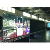 Buy cheap Indoor Led Video Wall Rental P2.6 Rental Led Display Broadcast Multiple Video from wholesalers