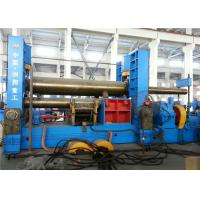 Wholesale Electric Control Plate Rolling Machine Adjust Three Roller Metal Rolling Machines from china suppliers