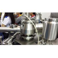 Wholesale Automatic high shear mixer granulator 0.3 - 0.6mpa Pressure wet granulation method from china suppliers