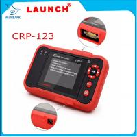 Wholesale Launch CRP123 Update Online LAUNCH X431 Creader CRP 123 ABS, SRS, Transmission and Engine Code Scanner from china suppliers