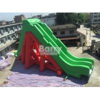 Wholesale Height 11.5m Free Fall Safety Giant Inflatable Slide For Adult 0.55mm PVC from china suppliers