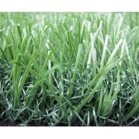 Wholesale 1100Dtex Green College Playground Football Synthetic Soccer Grass Turf 40mm , Gauge 3/8 from china suppliers