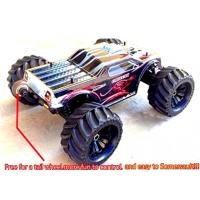Quality Splash Water Electric Brushless RC Cars And Trucks / RC Stunt Trucks for sale