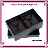 Wholesale Two-piece cup packaging paper box, mug gift box for wholesale ME-TB031 from china suppliers
