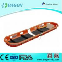 Wholesale Detachable Mountain Rescue Stretcher Anti Corrosion PE Plastic with Bridles from china suppliers