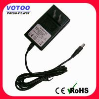 Wholesale AC 100V - 240V to DC 12V 2A Power Adapter Power Supply 24Watt for LED Strip from china suppliers