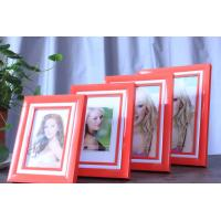 Wholesale wholesale factory 4x6 5x7 6x8 8x10 size plastic picture photo frame Decorative frame from china suppliers