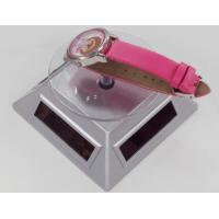 Wholesale Solar Power Rotating Display Stand with Battery from china suppliers