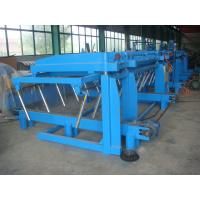 Wholesale Receiving Roof Sheets Automatic Stacking Machine With 12 Meters Effective Length from china suppliers