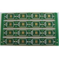 Wholesale Four Layer Printed Circuit Board With Black Green Mask 1 - 22 Layer  0.5oz ~ 3.0oz from china suppliers