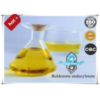 Wholesale CAS13103-34-9 Boldenone series Boldenone undecylenate for Fittness from china suppliers
