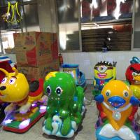 Wholesale Hansel coin operated kids entertainment machine indoor amusement park rides from china suppliers