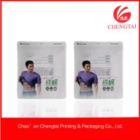 Wholesale Customised Zip Lock Plastic Clothing Packaging Bags Food Grade from china suppliers