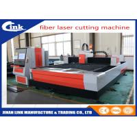 Wholesale Carbon Steel / Stainless Stee Fiber Laser Cutting Machine 750W 1000w 2000w from china suppliers