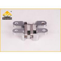 Wholesale Itatly Type Folding Door Hardware 180 Degree Hidden Door Hinges Of Zinc Alloy from china suppliers