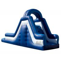 Wholesale CE Certification Commercial Inflatable Slides Fire Resistant from china suppliers