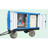Wholesale Water Blasting Machine High Pressure Cleaner Water Jetting Washing Machine from china suppliers
