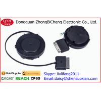 Wholesale Convenient 75CM Apple 30 pin Retractable Data Cable for iPhone 4 / 4s from china suppliers