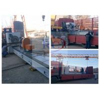 Buy cheap Automatic Cylindrical Wedge Wire Screen Welding Machine With Mitsubishi Siemens Servo Motor from wholesalers