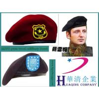 Wholesale NATO  pure wool military beret from china suppliers