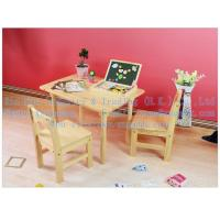 Wholesale Wooden children furniture, wooden children's chairs , wooden children's table from china suppliers
