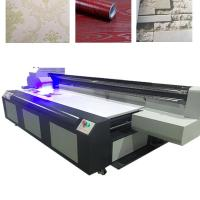 Wholesale large format uv printer, multicolor, application of building and decorate, door, ceramic tile from china suppliers