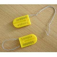 Wholesale Container Padlock Security Seals Plastic , High Security Bolt Seals from china suppliers