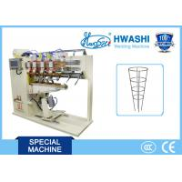 Wholesale Tomato Bracket / Rack Wire Welding Machine , Tomato Support Cage Wire Welders from china suppliers