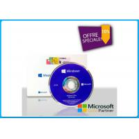 Wholesale OEM License Win10 Pro 64 Bit Multi - Language For English / Korea / French / Italian Versions from china suppliers