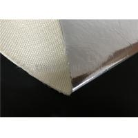 Wholesale Thermal Insulation Fire Resistant High Silica Fabric Aluminum Foil Coated from china suppliers
