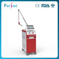 Wholesale Vertical Professional Clinic Use 1064nm Q Switched Nd Yag Laser Tattoo Removal Machine from china suppliers