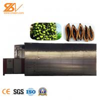 China High Yield Stable Cashew Nut Dryer Machine Fast Drying Speed on sale