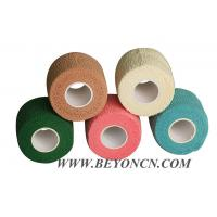 Wholesale Cohesive Flexible Bandage 100% Cotton Hand Tearable High Tensile Latex-free available from china suppliers