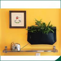 Quality Hanging Garden Plant Accessories Planting Bags / Flower Pots Planter Outdoor Indoor 27x54cm Brown, dark grey or as reque for sale